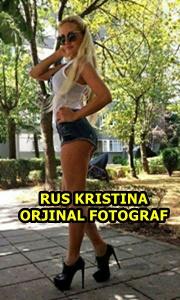 Ataköy Rus Escort Kristina